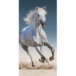 Jerry Fabrics törölköző - Deres ló - 140 x 70 cm