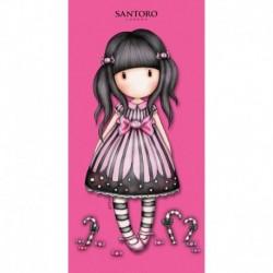 Halantex törölköző - Santoro London - Gorjuss - édességek - 140 x 70 cm