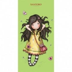 Halantex törölköző - Santoro London - Gorjuss - tavasz - 140 x 70 cm