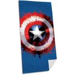 Euroswan törölköző - Amerika Kapitány - 150 x 75 cm