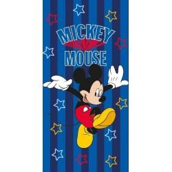 Faro törölköző - Mickey Mouse - kék - 140 x 70 cm