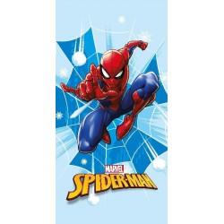Faro törölköző - Spiderman - kék - 140 x 70 cm
