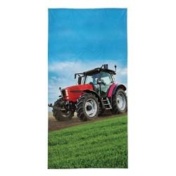 Detexpol törölköző - Traktor - 140 x 70 cm