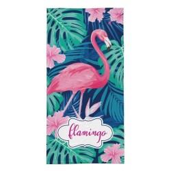Detexpol törölköző - Flamingó - 140 x 70 cm