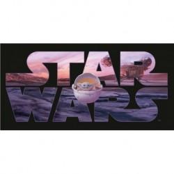 Jerry Fabrics törölköző - Star Wars - 140 x 70 cm