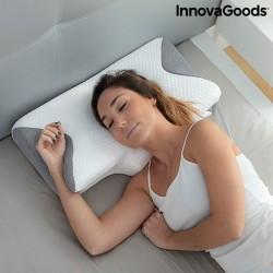 InnovaGoods Conforti viszkoelasztikus párna ergonomikus formával