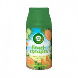 Air Wick Freshmatic utántöltő légfrissítőbe - Aruba - dinnyés koktél - 250 ml