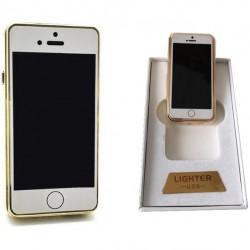 USB kábellel tölthető izzószálas öngyújtó - mini iPhone