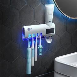 Fali napelemes fogkefe sterilizáló