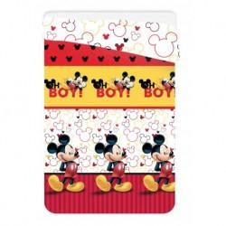 Jerry Fabrics nyári steppelt takaró - Mickey Mouse - 260 x 180 cm