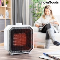 InnovaGoods Sakhan kerámia hordozható radiátor - 1500 W