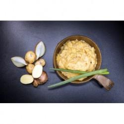 Dehidratált étel - burgonyapüré szalonnával - Tactical Foodpack