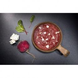 Dehidratált étel - feta leves céklával - Tactical Foodpack
