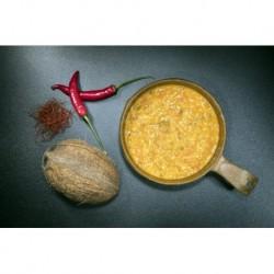 Dehidratált étel - pikáns tésztás leves - Tactical Foodpack