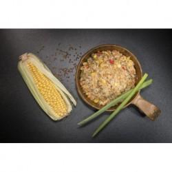 Dehidratált étel - pulykahús hajdinával - Tactical Foodpack