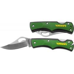 Lansky Small Lockback zsebkés - zöld