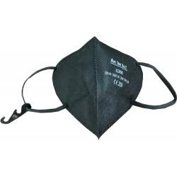 An Ke Lin FFP2 NR (CE) légzésvédő - 1 db - fekete