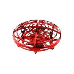Repülő UFO drón - piros