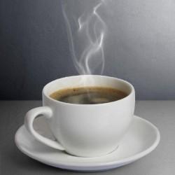 1x kávé Martinának a raktárban