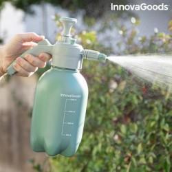 Pretly nyomás alatt lévő porlasztó palack állítható áramlással és fejjel - InnovaGoods