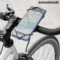 InnovaGoods Movaik univerzális okostelefon tartó kerékpárokhoz