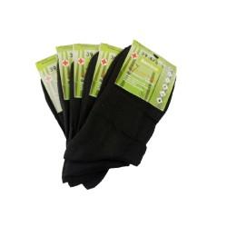 JST férfi klasszikus bambusz zokni - 5 pár