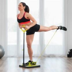 Fitness emelvény a fenék és láb erősítésére + edzés útmutató - InnovaGoods