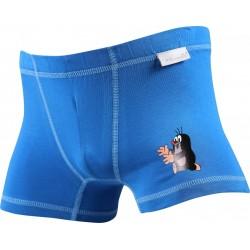 Fiú boxeralsó KR 003 - kék - Boma