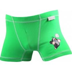 Fiú boxeralsó KR 003 - zöld - Boma
