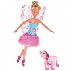 Steffi baba - tündér szárnyakkal - Rappa