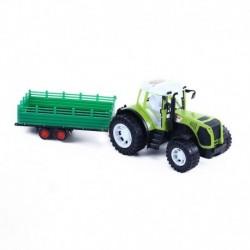 Traktor utánfutóval - 56 cm - Rappa