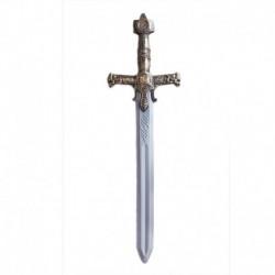 Lovagi kard bronz markolattal - Rappa