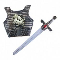 Lovagi kard pajzzsal - Rappa