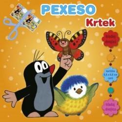 Pexeso füzet - Kisvakond és a cinege maxi kártyákkal - Rappa