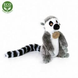 Plüss lemur - álló - 22 cm - Rappa