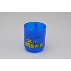 Műanyag bögre - 2,5 dl - kék medvékkel - TVAR