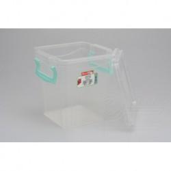 PLAST ART műanyag doboz élelmiszerekre - 17 x 15,5 cm - 1,8 L