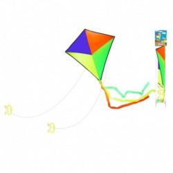 Repülő sárkány - nylon - 72 x 72 cm - Rappa