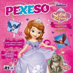 Pexeso füzetben - Szófia hercegnő - Jiri Models