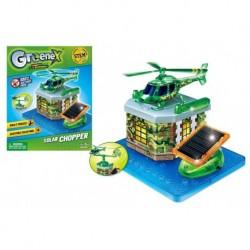 Napelemes helikopter - Greenex