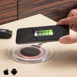 InnovaGoods vezeték nélküli Qi mobiltöltő