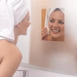 InnovaGoods tükörfólia bepárásodás ellen - 2 db