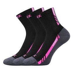 Pius zokni - fekete II - 3 pár - VoXX