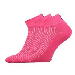 Setra zokni - magenta - 3 pár - VoXX