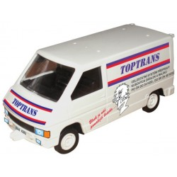 Renault Trafic kisautó - TOPTRANS - 1:35 - Monti System