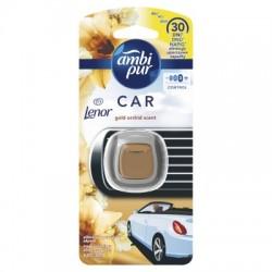 Lenor Gold Orchid légfrissítő autóba - fekete szerkezet 2 ml utántöltővel - Ambi Pur CAR