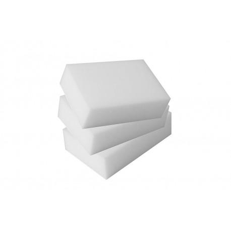 Varázslatos melamin tisztító szivacs - 100 x 60 x 26 mm - 3 darabos csomag - Brilanz