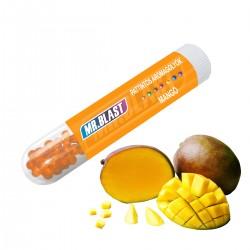 Mr. Blast pattintható aromagolyók - Mangó - 100 db