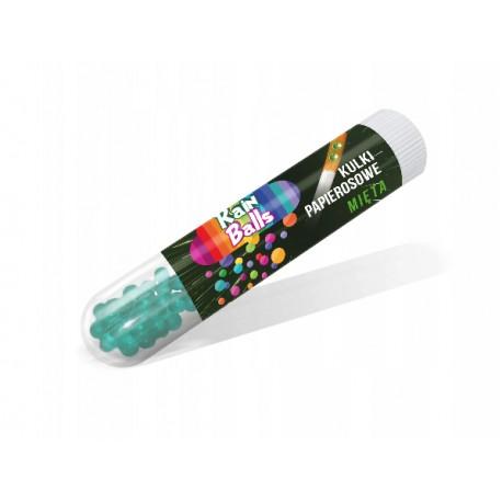 RainBalls pattintós aromagolyók - Menta +- 21 db