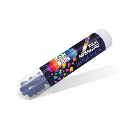 RainBalls pattintós aromagolyók - Áfonya és menta +- 21 db